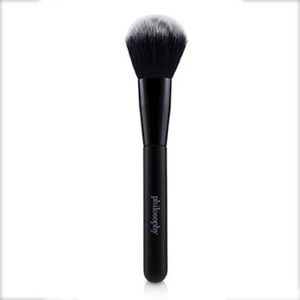 NWT Philosophy Purity Made Simple Powder Brush